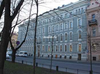 Классические традиции Петербургской архитектуры